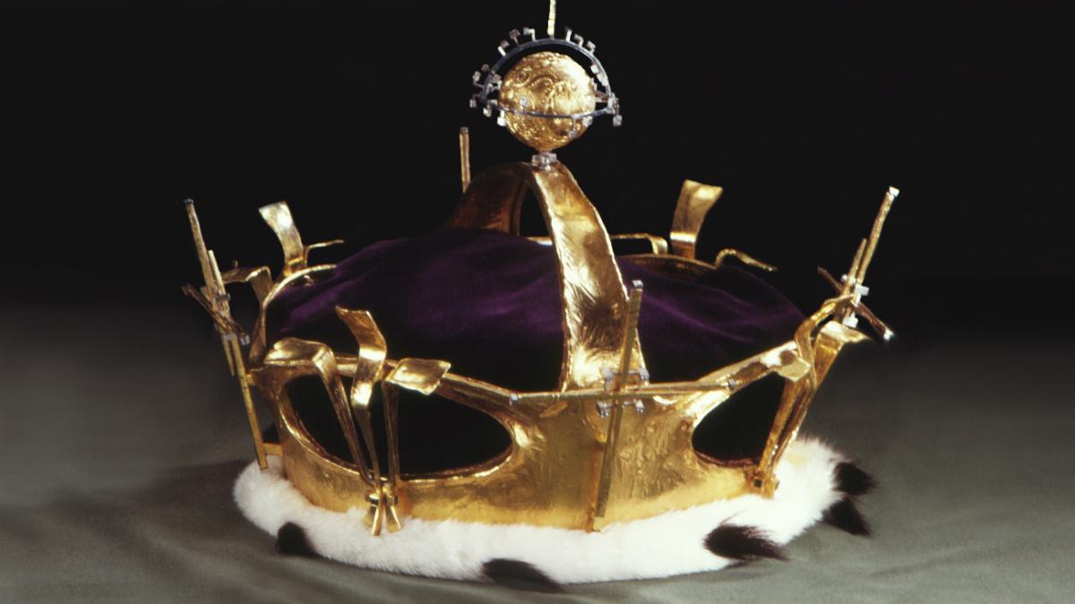 corona principe de gales